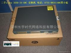 二手思科WS-C2960-24TC-L交換機轉讓