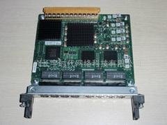 cisco二手 SPA-8X1FE-TX-V2 模塊銷售