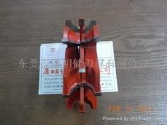 TCT Profile Cutter