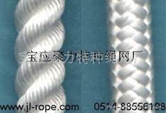 供應高分子聚乙烯電力牽引繩