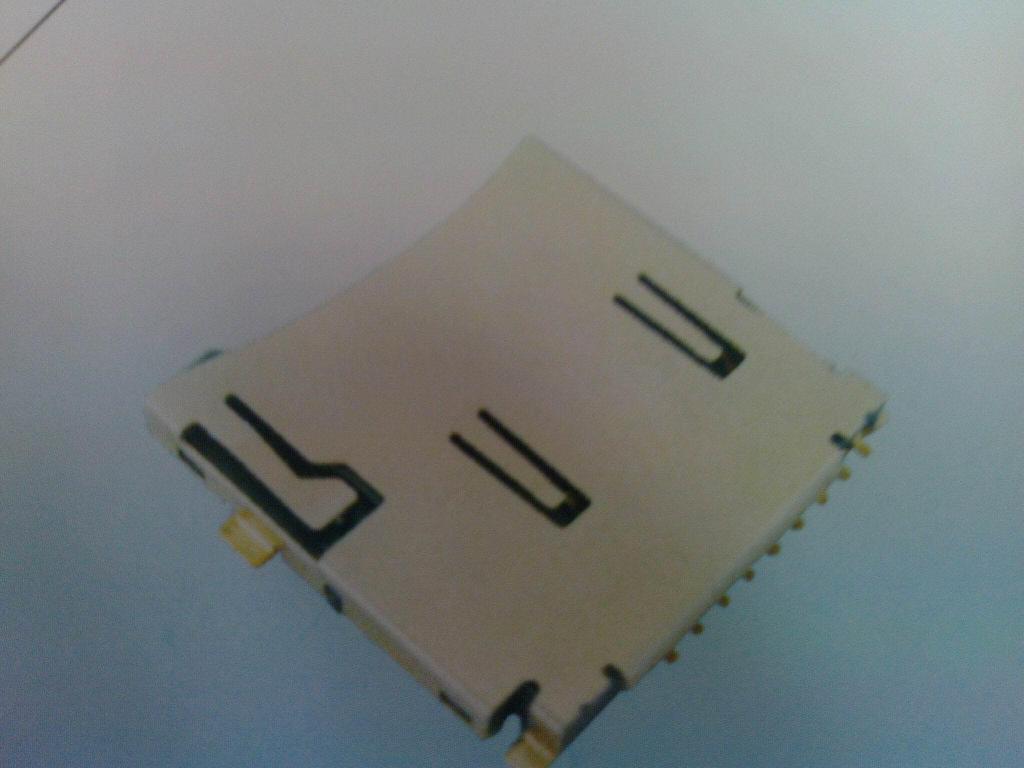 TF SD MS CF卡座 5