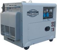 Air-cooed diesel generator