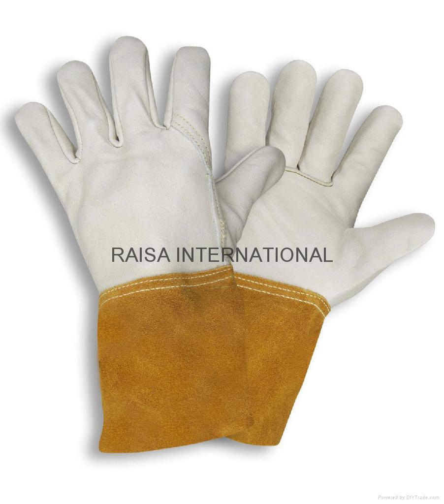 Tig welding glove 1