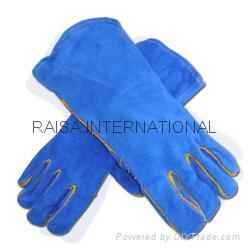 Tig welding glove 4