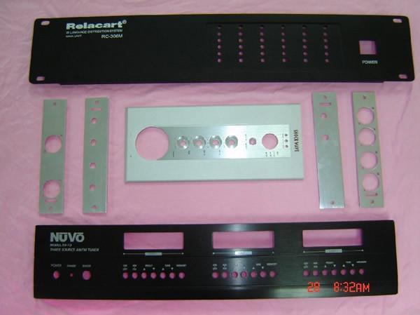 音箱铝面板 1