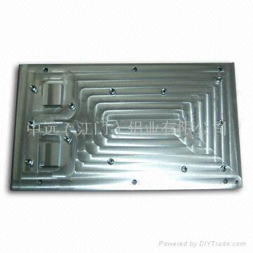 CNC加工铝材 1