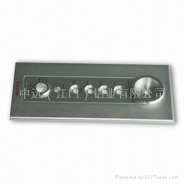 音箱铝面板 3