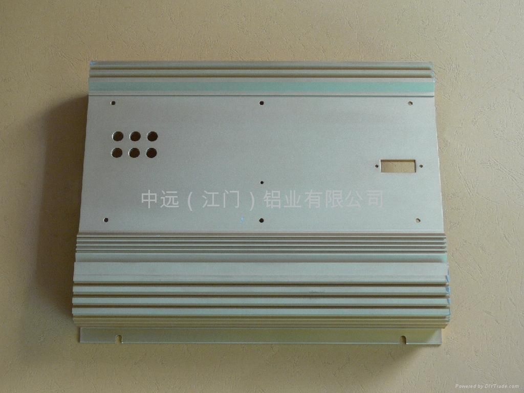 功放外壳散热器 5