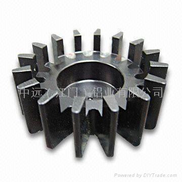 铝挤压散热器 3
