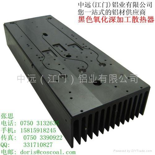 铝挤压散热器 2