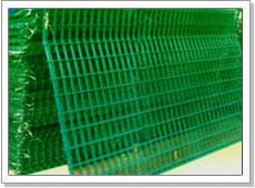 Woven Wire Fence