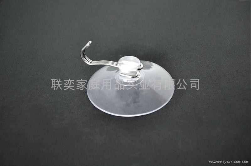 直徑55mm吸盤+鐵鉤 1