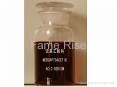 mercaptoacetic acid sodium