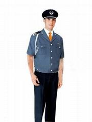 长沙保安服定做、西服职业装定做