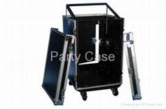 19 inch Mixer Rack Case