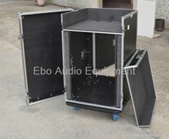 19 inch Vertical Head rack case