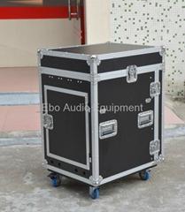 13U Mixer Rack Case
