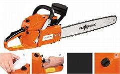 gasoline chain saw- 3.0kw/9000rpm