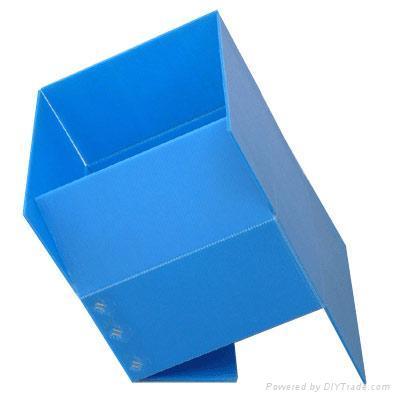 Corrugated Plastic Box J World China Home Supplies