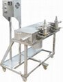 Speed meat balls forming machines  2