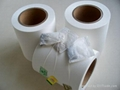 Heat-seal teabag filter paper
