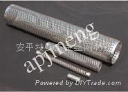 不鏽鋼網管過濾管 1