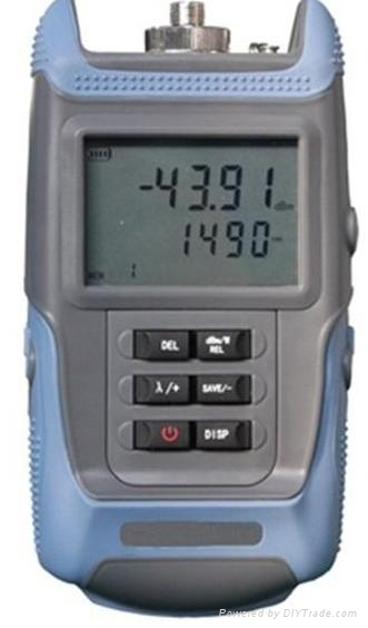 Portable Electric Power Meter : Portable optical power meter gao a gaotek