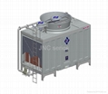 Cross Flow Closed Type Cooling Tower (JNC Series)
