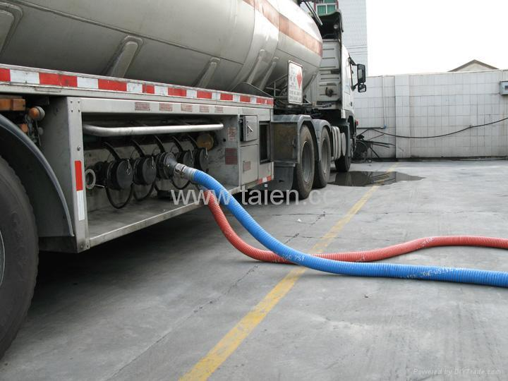 Composite Hose For Tank Chemical Oil Transfer Tkssp04 Taien China Manufacturer Gas