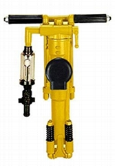 Rock Drills-Hand held drills & Hydraulic drill rigs