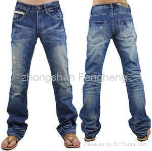 Mens Fashionable Jeans