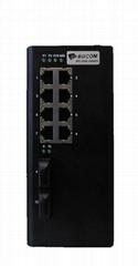 BDCOM Multiservice Managed Industrial Ethernet Switch