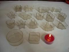 供应各式工艺蜡烛模具