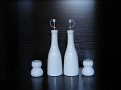 ceramics Oil Vinegar bottle