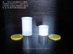 Ceramics Mini Canister