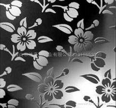 304不鏽鋼花紋板201
