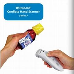 抗病菌藍牙二維條碼掃描器Apple ipad,iphone