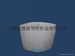 20CM環保無紡布廚師帽(B款)