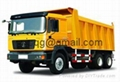 SHACMAN 6X4 Tipper  SX3251DM384