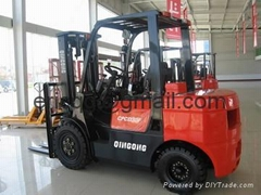 Diesel Powered Forklift Truck CPCD35F