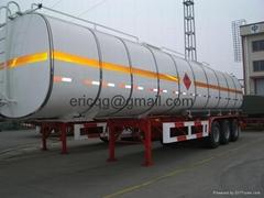 oil tanker trailer /liquid chemical