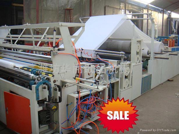 高速衛生紙機 1