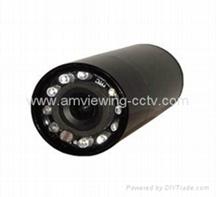 650TVL Infrared Led night vision waterproof mini bullet camera