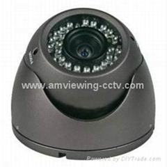 IR Night Vision Dome Camera,3.5-8mm Varifocal lens