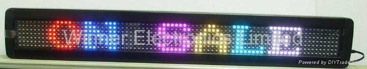 Indoor full color led displays 1