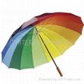 供应彩虹伞
