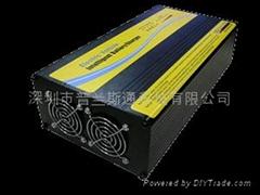 72V25A鉛酸電池充電器適用於電動警車充電器