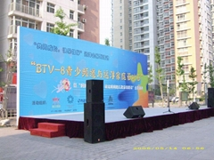 北京出租舞台出租