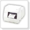 TEC東芝B-452水洗標打印機