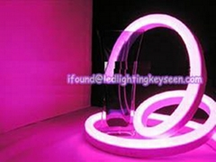 Pink LED Neon-16*26mm/ 10*14mm/ 9*13mm